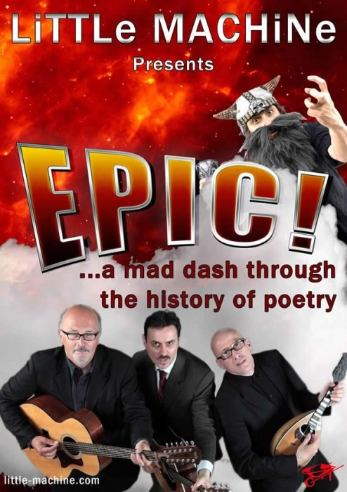 "LiTTLe MACHiNe presents ""EPIC"""