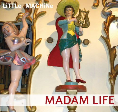 Madam Life CD cover