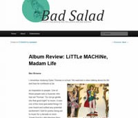 Ben Browne - Bad Salad