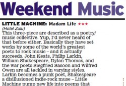Madam Life review  - Daily Express