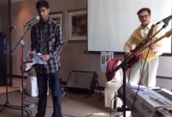 Free the Poem workshop - Dubai