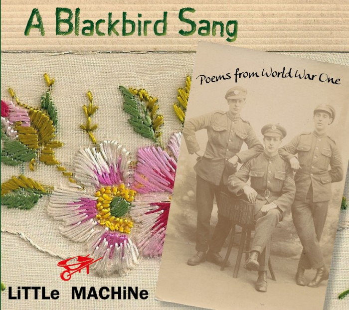 A Blackbird Sang CD cover