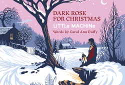 Dark Rose For Christmas CD art