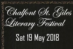Chalfont St Giles Literary Festival