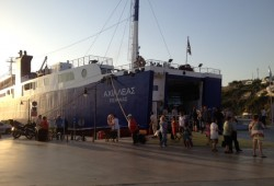 The Ferry 'Achilles'